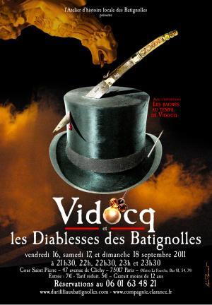 Vidocq et les Diablesses des Batignolles