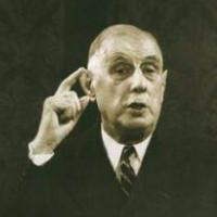 Discours des Invalides du président de la République Charles de Gaulle 1918
